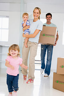 Impress Moving & Storage